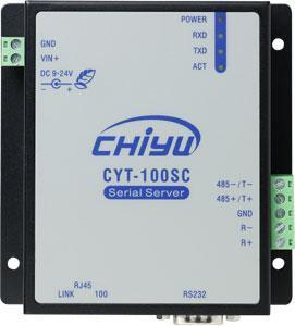 CYT-100SC / 200SC Serial to TCP/IP Controller