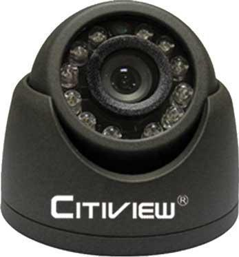 CT-PC610-VSD Vandalproof IR Dome Camera