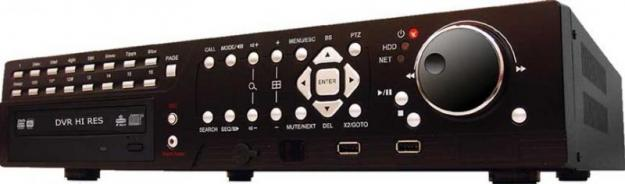 CTD-2416EX H.264 Stand-Alone DVR Network