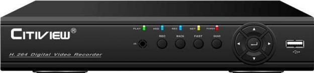 DVR CT-6604V H.264 Stand-Alone DVR Network