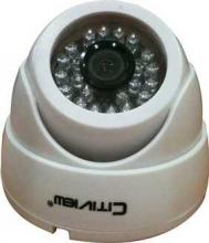 CT-PC-622-ID Indoor IR Dome Camera